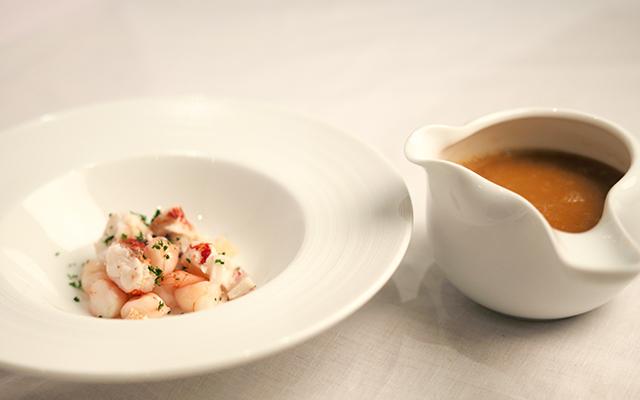 ロブスタービスクスープ | 恵比寿 おーる